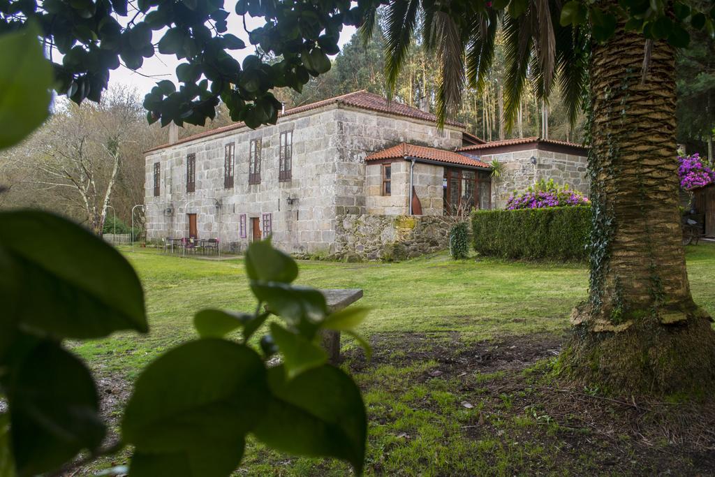 Pazo Larache. Santa Cristina de Cobres, Vilaboa, Pontevedra. Image