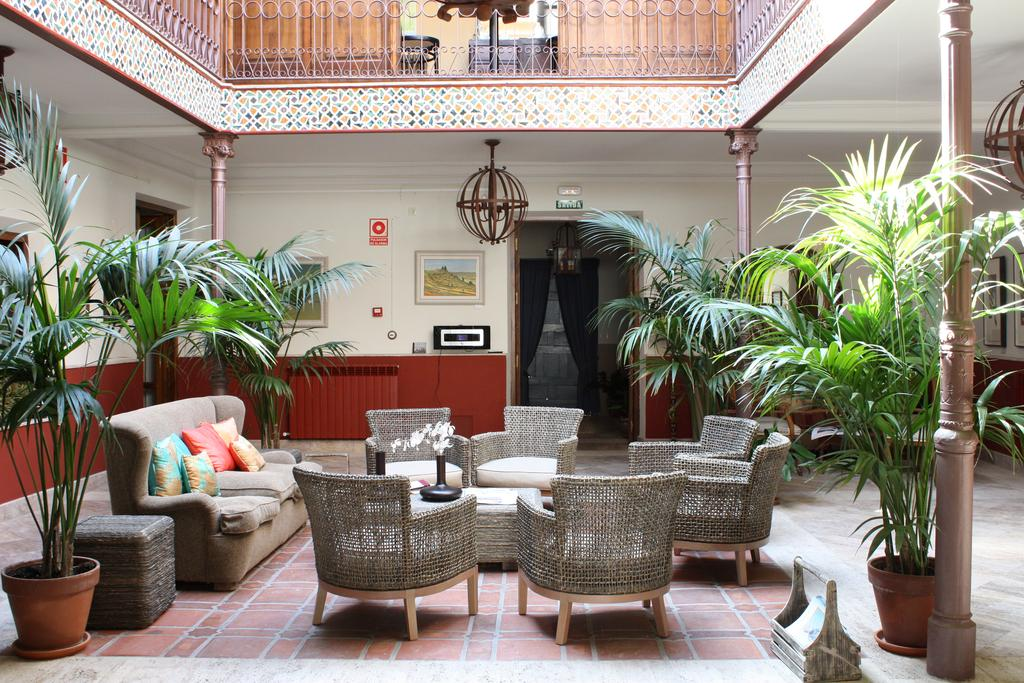 Hotel Rural La Vida de Antes. Consuegra, Toledo. Image