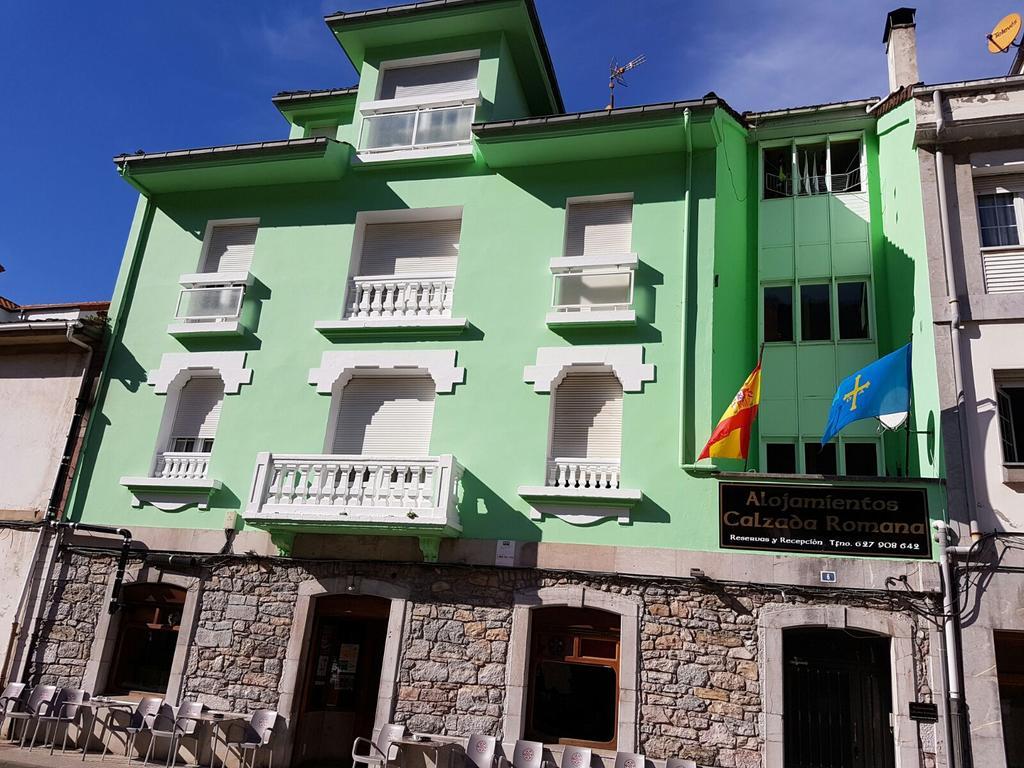 Hotel Rural Calzada Romana. Belmonte, Asturias Image