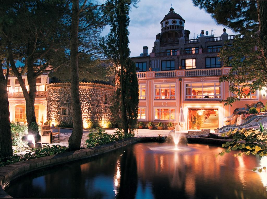 Hotel Termes de Montbrió. Image