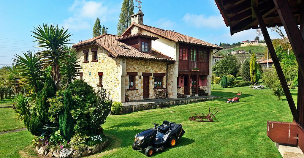 Apartamentos Rurales Naveces. Asturias Image