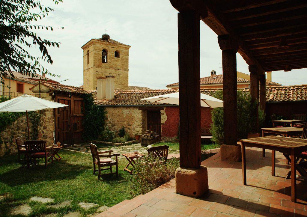 La Casona del Espirdo. Segovia Image