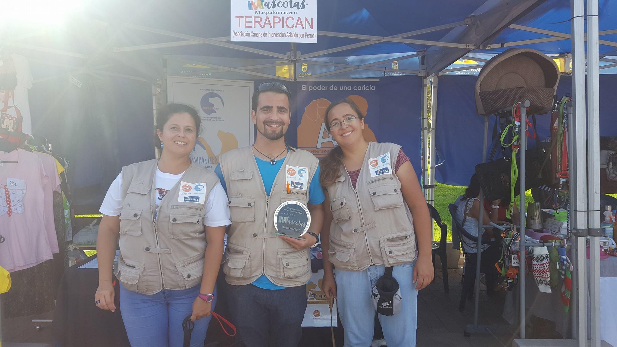 Atapgc, Intervenciones asistidas con perros. Gran Canaria y Tenerife Image