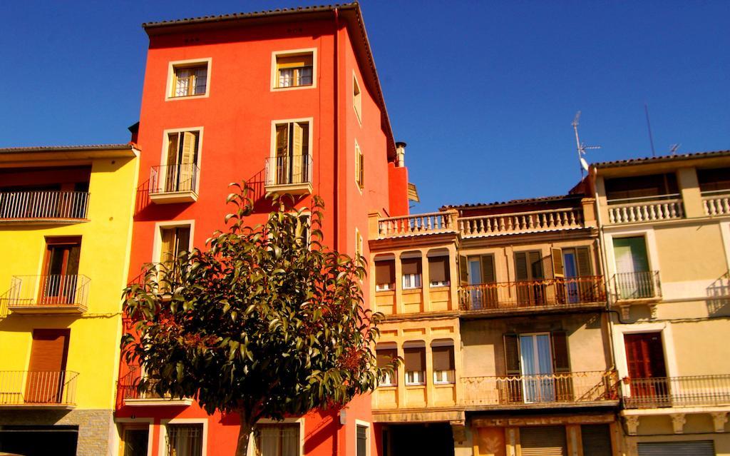 Fonda Can Fasèrsia. La Pobla de Segur. Lleida Image