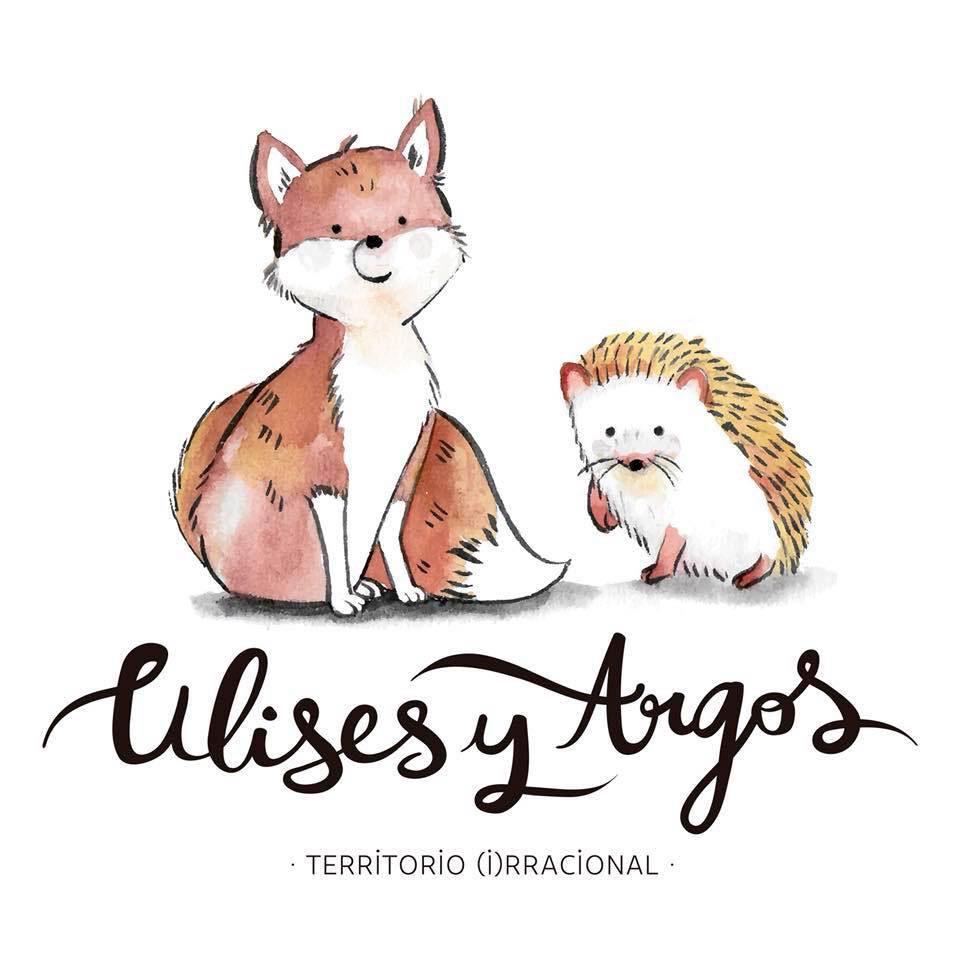 Ulises y Argos. Educación Canina. Image