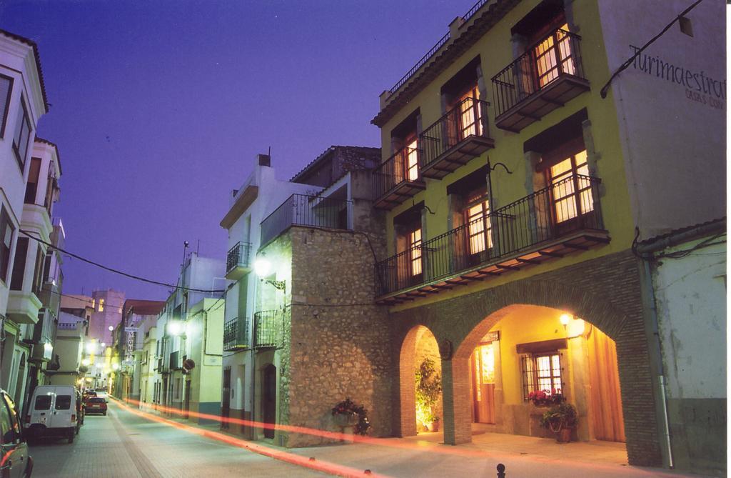 Turimaestrat, complejo rural. Sant Mateu, Castellón Image
