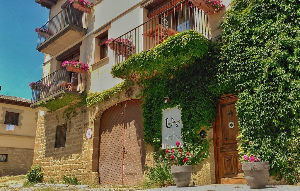 Apartamentos Uncastillo. Uncastillo, Zaragoza Image